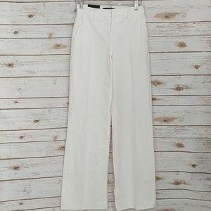 J Brand NWT White Ella High Rise Flare Pants 25